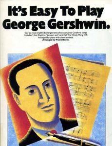 gershwin sheet music pdf