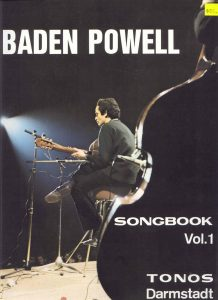 Sheet music Baden Powell Songbook