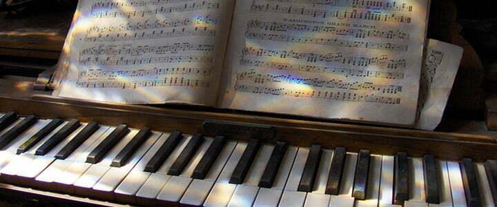 sheet music library catalog