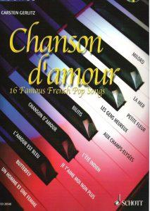 sheet music pdf chanson partition
