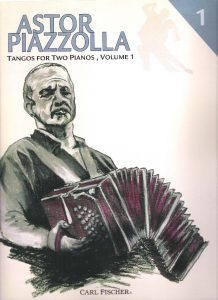 astor piazzolla sheet music pdf