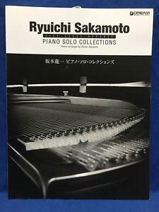 sheet music Ryuichi Sakamoto-Energy Flow