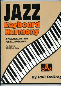 Aebersold Phil Degreg - Jazz keyboard harmony-sheet music pdf