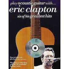 eric clapton sheet music pdf