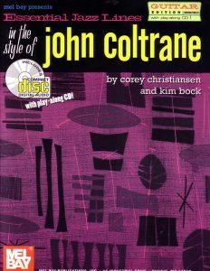 john coltrane sheet music
