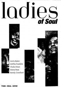 Ladies of Soul Songbook sheet music