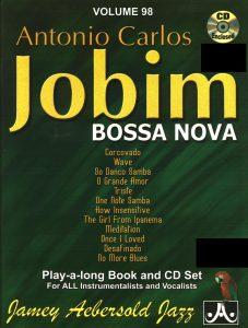 jobim sheet music