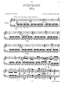 Classical Sheet Music - Sheet Music Library (pdf)