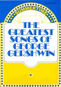 sheet music pdf George Gershwin at the Piano