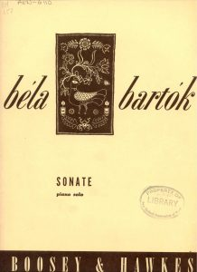 bela bartok sheet music pdf