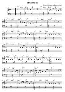 free sheet music pdf Jazz Play Along   sheet music
