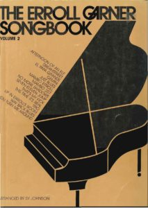 Erroll Garner live 63' & 64' free sheet music pdf