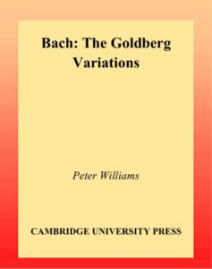 bach goldberg free sheet music & scores pdf