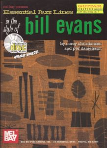 Bill Evans jazz transcriptions free sheet music & scores pdf