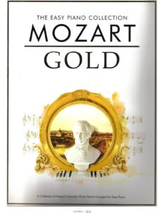 mozart sheet music pdf