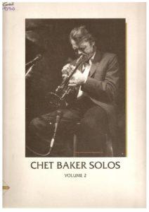 Chet Baker and Bill Evans 'tis Autumn free sheet music & scores pdf
