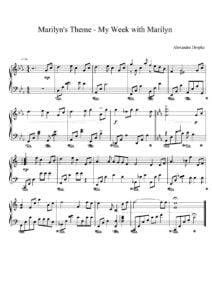 free sheet music & scores pd