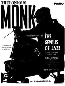 thelonious monk sheet music free sheet music & scores pdf