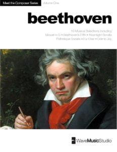beethoven free sheet music & scores pdf