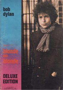 Bob Dylan Blonde