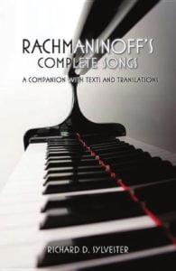 rachmaninoff free sheet music & pdf scores download
