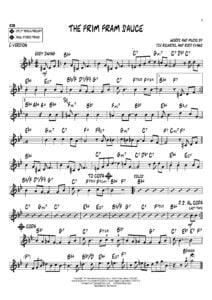jazz sheet music download