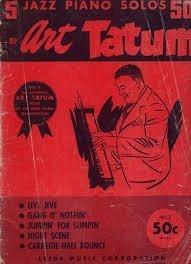 art tatum sheet music download partitura partition spartito