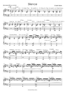 sheet music download partitura partition spartiti