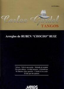 partitura de tango