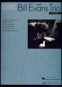 bill evans sheet music score download partitura partition spartiti 楽譜
