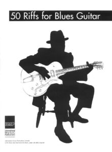 50 Riffs For Blues Guitar - Martin Shellard
