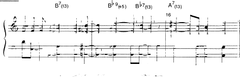 Bill Evans Harmony sheet music