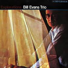 bill evans explorations sheet music