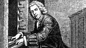 Johann Sebastian Bach noten sheet music