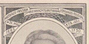 ... der Geburtstag von Johann Sebastian Bach am 21. März, am 31. März, am 21. Mai ... wer interessiert sich denn schon wirklich so sehr dafür?!