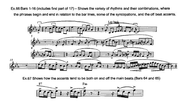 Jazz Improvisation? Keith Jarrett – A musical analysis