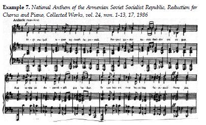 khachaturian sheet music