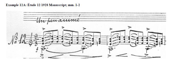 villa-lobos guitar sheet music